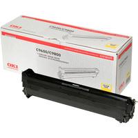 Oki 42918105 LED Imaging Drum - Yellow