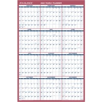 At-A-Glance Reversible Yearly Wall Calendar AAGPM21228