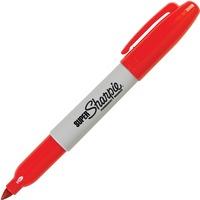 Sharpie SAN33002 Super Permanent Markers, Fine Point, Red, Dozen PartNumber: 05006475000P KsnValue: 43932009 MfgPartNumber: SAN33002