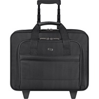 """Solo Classic Carrying Case (Roller) for 15.6"""" Notebook, Accessories - USLB1004"""