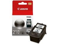 Canon PG-210 Original Ink Cartridge - Inkjet - 220 Pages - Black - 1 Each (2974B001)