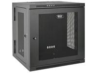Tripp Lite 12U Wall Mount Rack Enclosure Server Cabinet Hinged Doors/Sides - 19IN 12U , Wall Mounted (SRW12US)