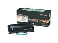 Lexmark Toner Cartridge - Laser - 3500 Pages - Black - 1 Each (X463A11G)