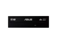 Asus DRW-24B3ST DVD-Writer - Retail Pack - Black - DVD-RAM/±R/±RW Support - 48x CD Read/48x CD Write/24x CD (DRW-24B3ST/BLK/G/AS)