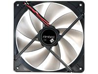 Antec TwoCool 140 Cooling Fan - 1 x 140 mm - 1200 rpm (TWOCOOL 140)