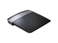 Linksys E2500 IEEE 802.11n  Wireless Router - 2.40 GHz ISM Band - 5 GHz UNII Band - 4 x Antenna - 300 Mbit/s Wireless (E2500-CA)