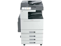 Lexmark X950 X952DTE LED Multifunction Printer - Color - Plain Paper Print - Floor Standing - Copier/Fax/Printer/Scan (22Z0020)
