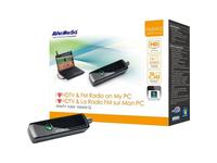 AVerMedia AVerTV Volar Hybrid Q TV Tuner - Functions: TV Tuning, Video Recording, FM Tuning - USB - Electronic Progra (MTVVOLARQ)