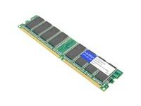 AddOn - Network Upgrades 1GB DRAM Memory Module - 1 GB - DRAM (29528)