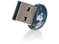 IOGEAR GBU521W6 Bluetooth 4.0 - Bluetooth Adapter for Desktop Computer/Notebook/Tablet/Smartphone - USB - 3 Mbit/s - (GBU521W6)
