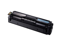 Samsung CLT-C504S Toner Cartridge - Cyan - 1800 Page - 1 (CLT-C504S/XAA)