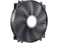 Cooler Master MegaFlow 200 - Sleeve Bearing 200mm Silent Fan for Computer Cases (Black) - 200x200x30 mm, 700 RPM spee (R4-MFJR-07FK-R1)