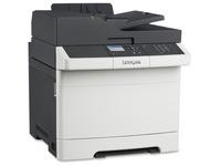 Lexmark CX310DN Laser Multifunction Printer - Color - Plain Paper Print - Desktop - Copier/Printer/Scanner - 25 ppm M (28C0550)