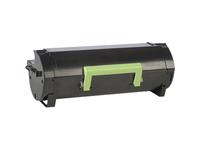 Lexmark Unison 500HA Toner Cartridge - Black - Laser - High Yield - 5000 Pages Black - 1 / Pack (50F0HA0)