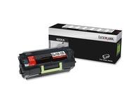Lexmark Unison 620XA Toner Cartridge - Laser - Extra High Yield - 45000 Pages Black - Black - 1 Each (62D0XA0)