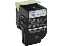 Lexmark Unison 701HK Toner Cartridge - Laser - High Yield - 4000 Pages - Black - 1 Each (70C1HK0)