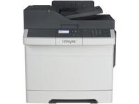 Lexmark CX310N Laser Multifunction Printer - Color - Plain Paper Print - Desktop - Copier/Printer/Scanner - 25 ppm Mo (28C0500)