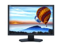 NEC Display PA242W-BK 24.1IN LED LCD Monitor - 16:10 - 8 ms - Adjustable Display Angle - 1920 x 1200 - 1.07 Billion C (PA242W-BK)