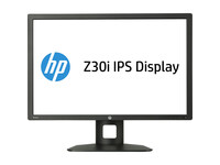 HP Business Z30i 30in LED LCD Monitor - 16:10 - 8 ms - Adjustable Display Angle - 2560 x 1600 - 350 cd/m² - 1,00 (D7P94A8#ABA)