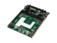 StarTech.com Dual mSATA SSD to 2.5IN SATA RAID Adapter Converter - 2 x HDD Supported - Serial ATA/600 Controller - RA (25SAT22MSAT)