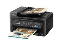 Epson WorkForce 2630 Inkjet Multifunction Printer - Color - Plain Paper Print - Desktop - Copier/Fax/Printer/Scanner (C11CE36201)