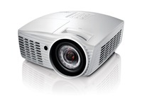 Optoma EH415ST 3D Ready DLP Projector - 1080p - HDTV - 16:9 - Front, Rear, Ceiling - 280 W - 3000 Hour Normal Mode -
