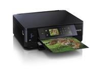 Epson Expression Premium XP-640 Inkjet Multifunction Printer - Color - Photo Print - Desktop - Copier/Printer/Scanner (C11CF50201)