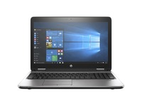 HP ProBook 650 G3 15.6in LCD Notebook - Intel Core i7 (7th Gen) i7-7600U Dual-core (2 Core) 2.80 GHz - 8 GB DDR4 SDRA (1BS02UT#ABL)