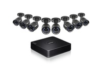 TRENDnet 8-Channel HD CCTV DVR Surveillance Kit - Digital Video Recorder, Camera - H.264 Formats - 1 TB Hard Drive - (TV-DVR208K)