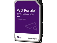 WD Purple 4TB Surveillance Hard Drive - 5400rpm - 64 MB Buffer (WD40PURZ)