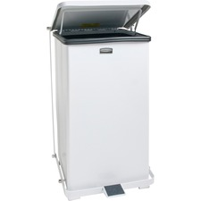 Rubbermaid Commercial Step Waste Receptacle