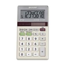 Sharp EL244TB Pocket Calculator