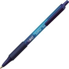 BIC Soft Feel Retractable Ball Pen