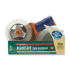 Duck Bladesafe Tape Gun Dispenser with HD Clear Tape