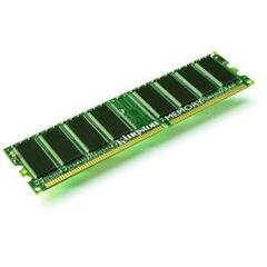 Kingston 1.0GB DDR SDRAM Memory Module - 1GB (1 x 1GB) - 266MHz DDR266/PC2100 - Non-parity - DDR SDRAM - 184-pin