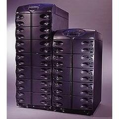 Liebert Nfinity 16kVA to 20kVA 17Min 12Bay Standard Model UPS - Online UPS - 17 Minute Full Load - 16kVA - SNMP Manageable