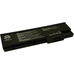 BTI High Capacity Lithium Ion Notebook Battery - Lithium Ion (Li-Ion) - 14.8V DC