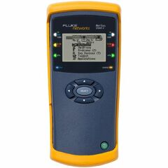 Fluke Networks NetTool Series II Inline Network Tester - RJ-45 10/100/1000Base-T Network - Network Testing Device