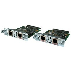 Cisco 2-Port Modem WAN Interface Card - 2 x Serial V.92 - WAN Interface Card (WIC)