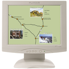 Planar PT1510MX Touch Screen Monitor - 15