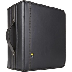 Case Logic 200 DVDs Album - Koskin - Black