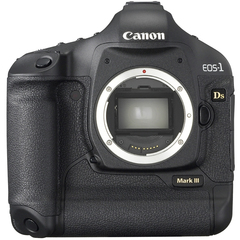 Canon EOS 1Ds Mark III 21.1 Megapixel Digital SLR Camera (Body Only) - 3