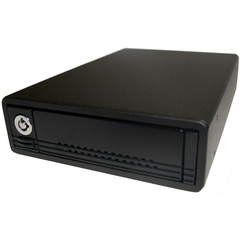 CRU DataPort 25 Dock External Enclosure - Storage Enclosure - 2 x 2.5