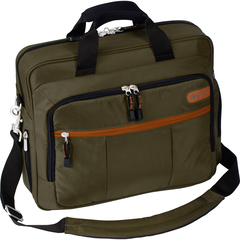 Targus Grove EcoSmart Convertible Messenger/Backpack - Backpack - Nylon - Olive