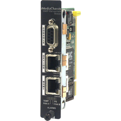 IMC SNMP Management Module - Remote management adapter