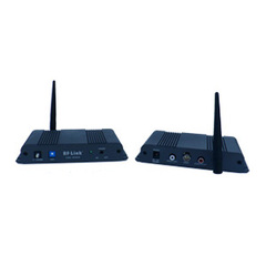 Araneus Wireless 8-Channel Indoor Audio/Video System - Wireless - PAL, NTSC