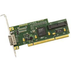 LSI Logic SAS3442X-R 8-Port SAS Host Bus Adapter - PCI-X - Up to 300MBps Per Port - 1 x SFF-8470 SAS 300 - Serial Attached SCSI External, 1 x SFF-8484 SAS 300 -