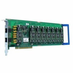 Multi-Tech MultiModem ISI Multiport Analog Modem - PCI Express - 4 x RJ-11 Phone Line - 56 Kbps - 1 Pack
