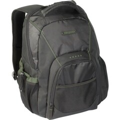 Targus Incognito TSB118 Notebook Backpack - Backpack - Nylon - Black