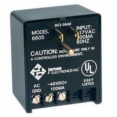 Bogen PRS48 AC Power Supply - 24W Plug-in Module - AC Power Supply